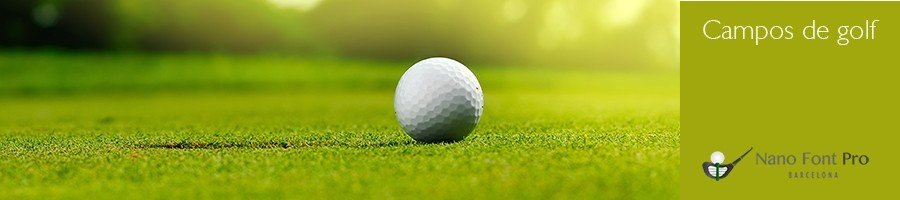 categoria campos de golf