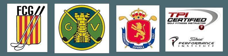 Logos RFEG FCG CGV