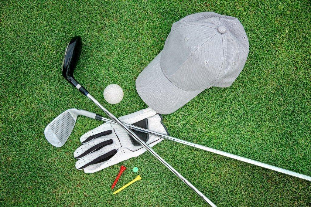 Necesitamos algo más que pelotas para empezar a jugar a golf