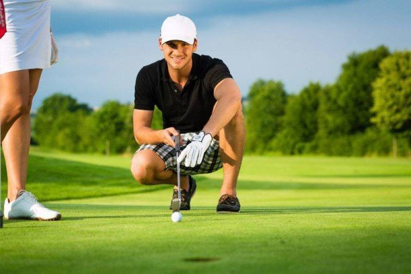 Pack de golf premium